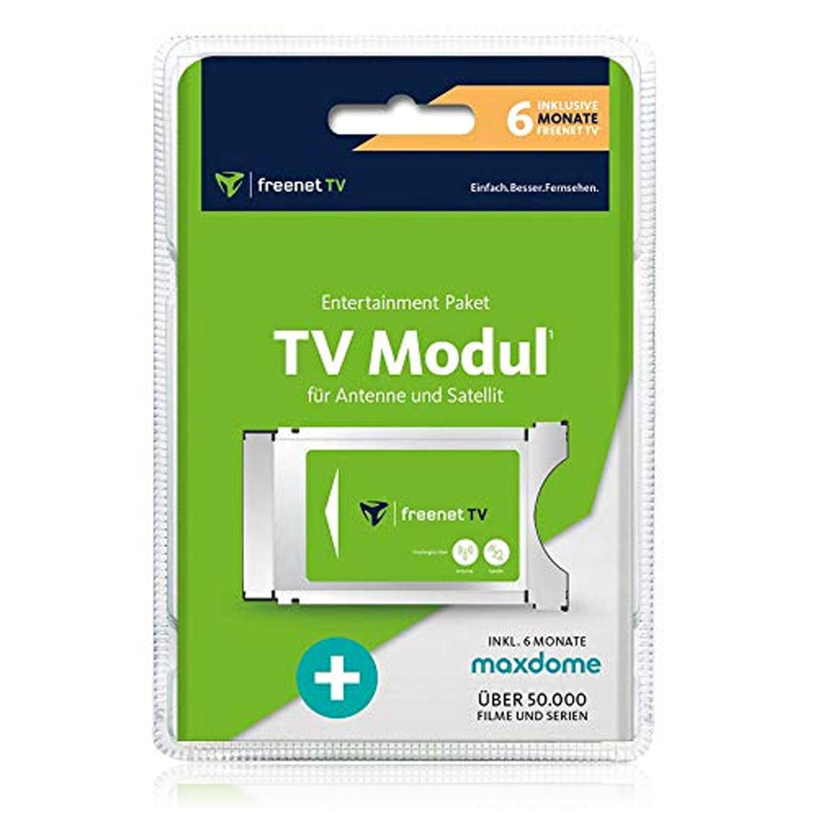 freenet tv hd ci modul f r dvb t2 hd satellit hd 6. Black Bedroom Furniture Sets. Home Design Ideas